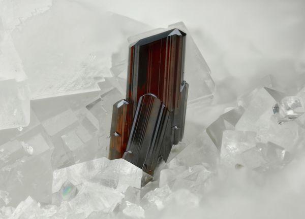 Rutile mineral thumbnail