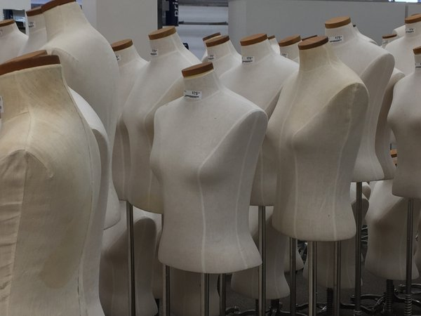 Mannequins at attention thumbnail