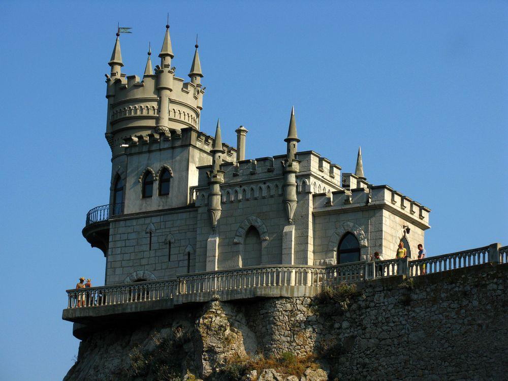 Swallows Nest in Crimea