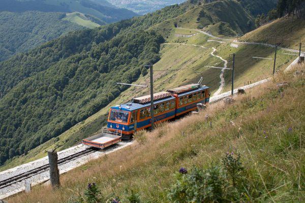 Monte Generoso Train thumbnail