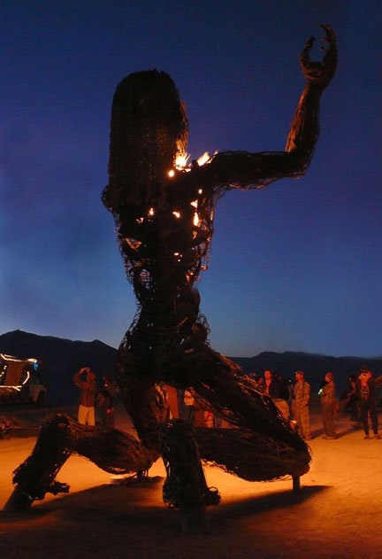 Sculpture by Karen Cusolito