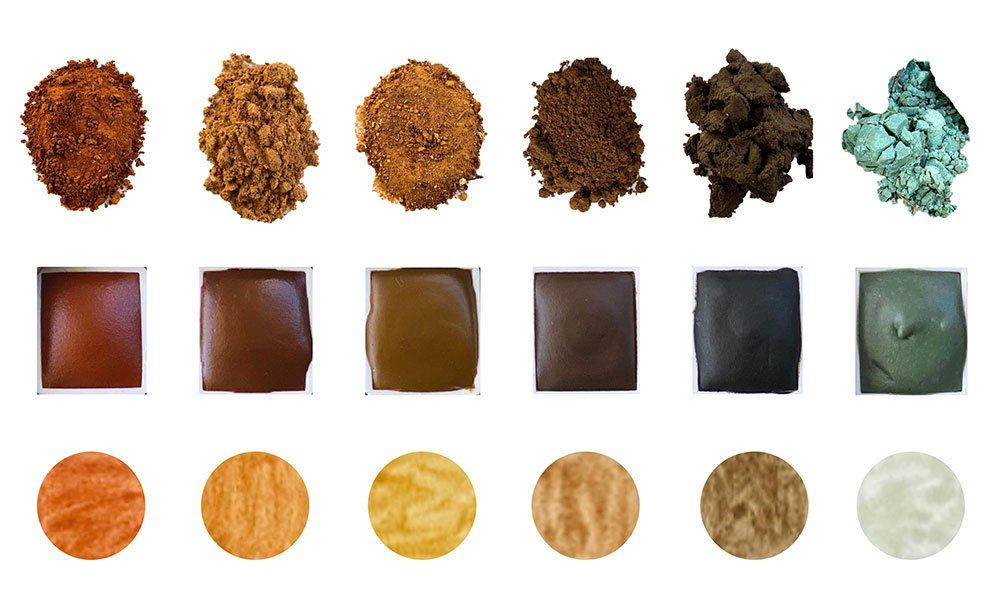 Meet the Soil Scientists Using Dirt to Make Stunning Paints