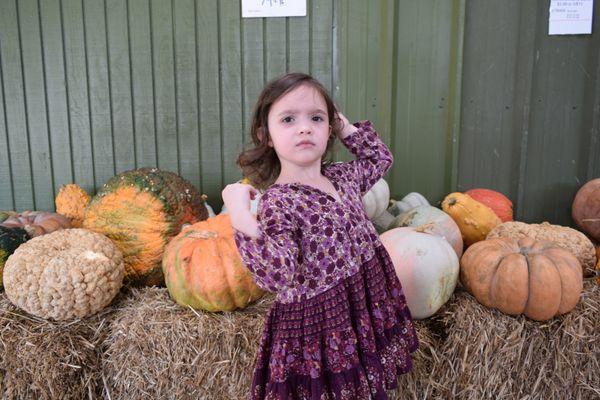 Wild Pumpkin Girl thumbnail