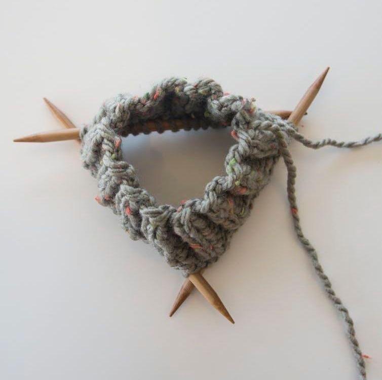 Math in yarn