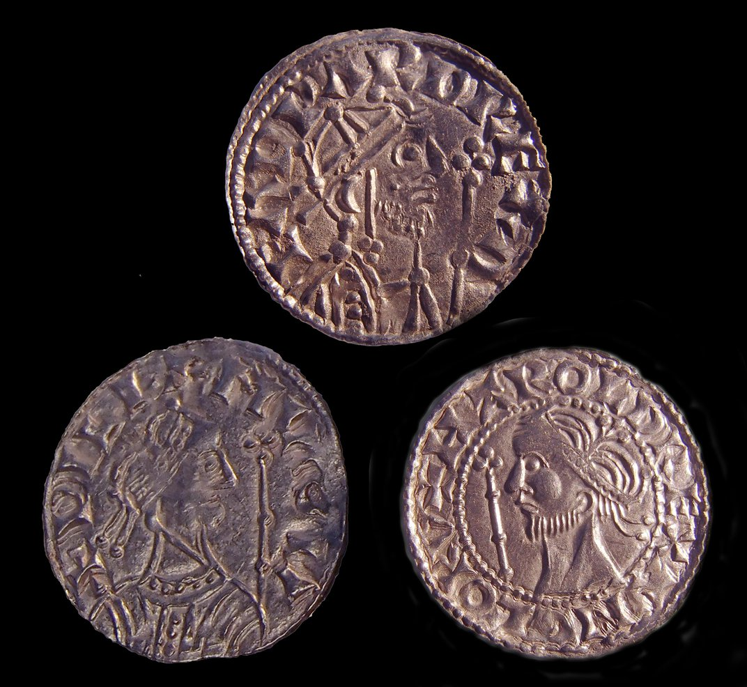 Medieval Coin Hoard Offers Evidence of Early Tax Evasion