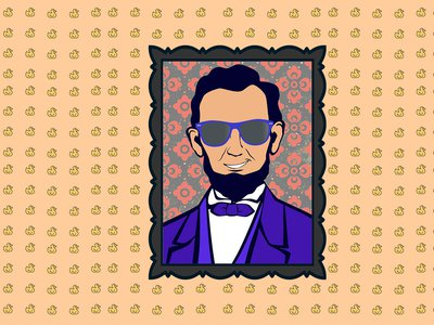 The years when the teenage Lincoln was an accomplished prankster are retold in an old Smithsonian radio broadcast.