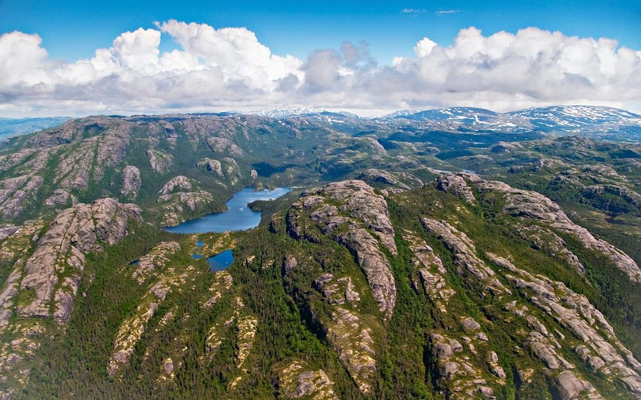 This Breathtaking Landscape Is Canada's Newest Protected Area