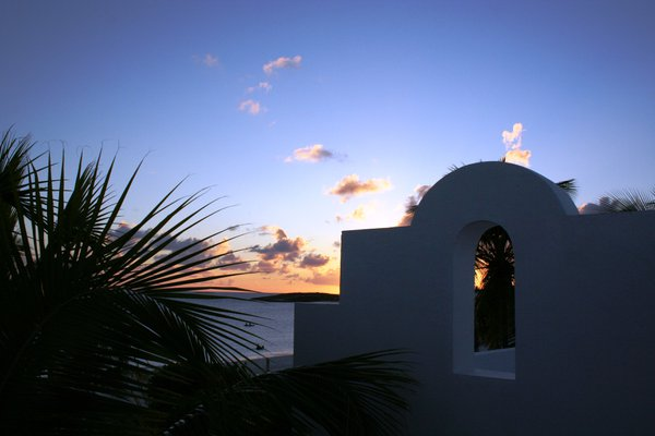 Observing the island sunset on Anguilla thumbnail