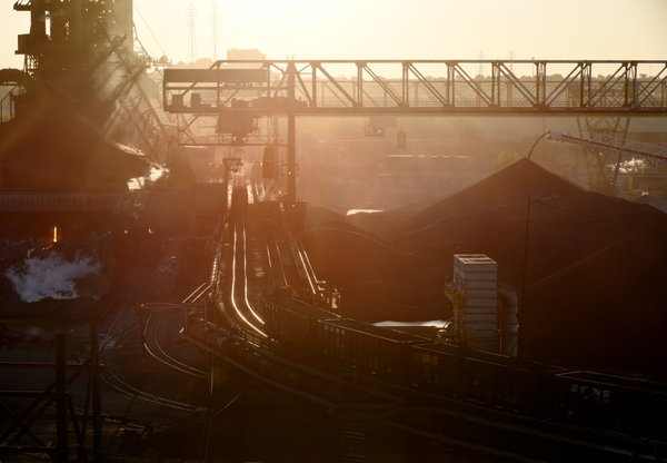 Arcelor Mittal steel mill, Cleveland 2019-09-19 thumbnail