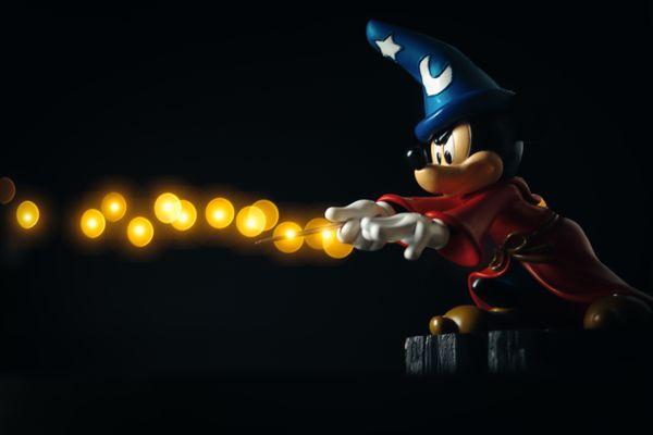 Bokeh Mickey thumbnail