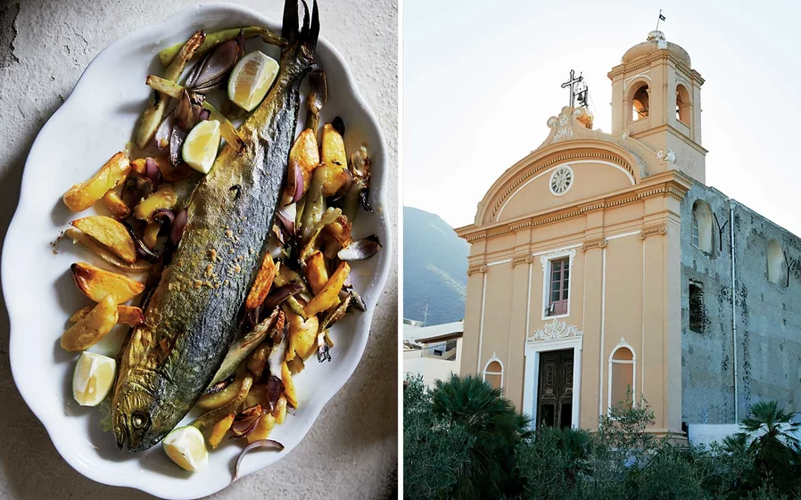 These Volcanic, Italian Islands Have Been Beloved by Travelers Since Homeric Times