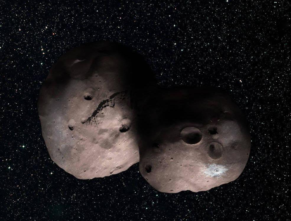 MU69 Double