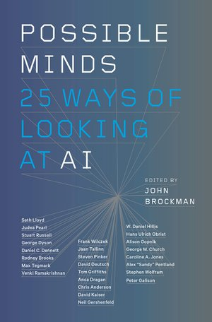 Preview thumbnail for Possible Minds: 25 Ways of Looking at AI
