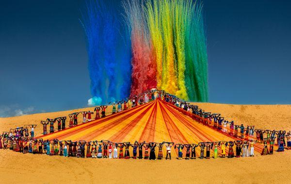 Desert ceremony thumbnail