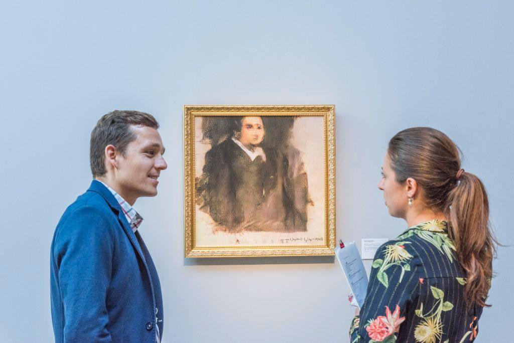 Christie's Will Be the First Auction House to Sell Art Made by Artificial Intelligence