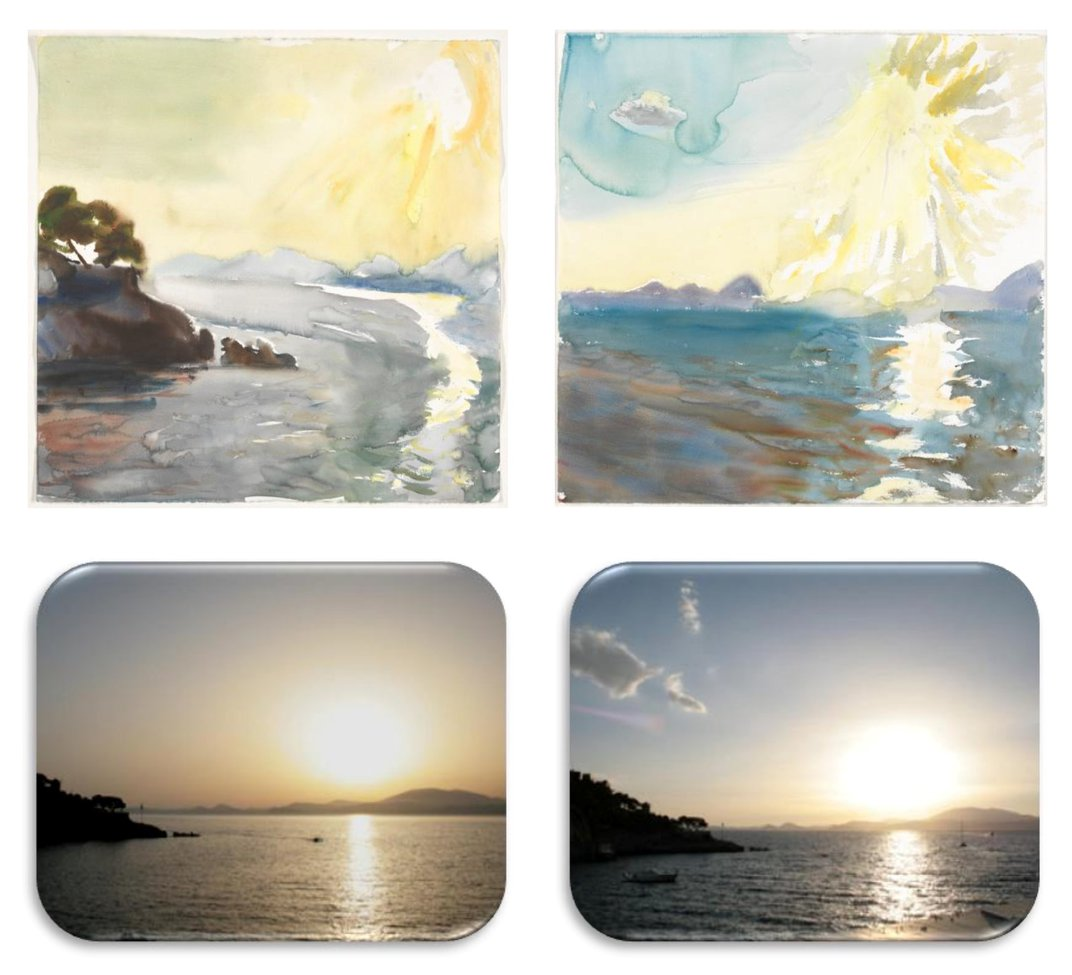 How Paintings of Sunsets Immortalize Past Volcanic Eruptions