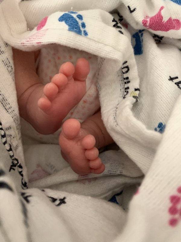 Baby Toes thumbnail
