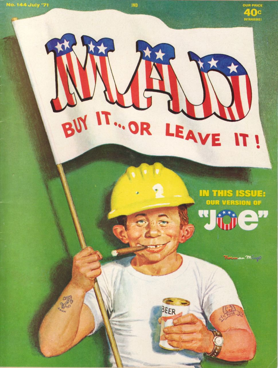 In Its Heyday, Mad Magazine Was a Lot More Than Silly Jokes