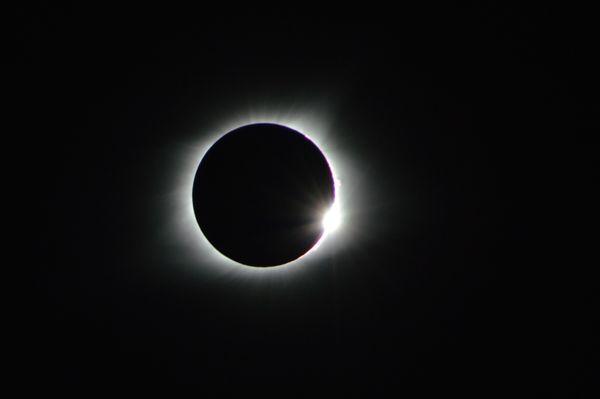 Great American Eclipse Diamond Ring thumbnail