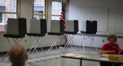 Many irrelevant factors have been found to sway voters at the polls.