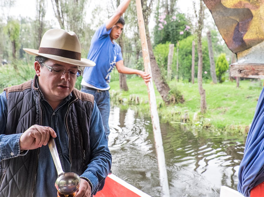 Mexico's Famous Floating Gardens Return to Their Agricultural Roots