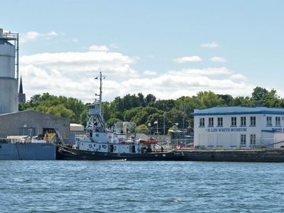 H. Lee White Maritime Museum At Oswego