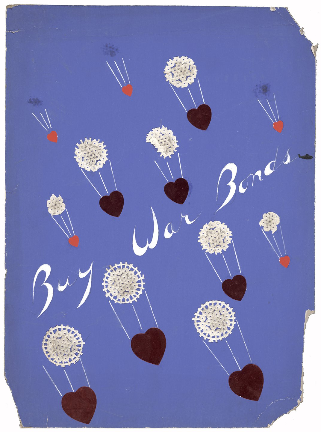 Valentine handmade by Charles Greene Shaw