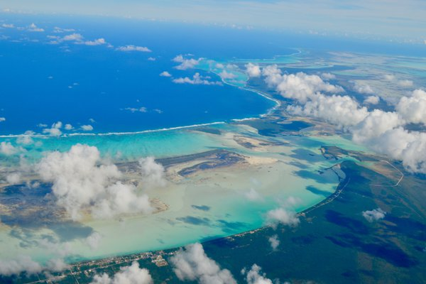 Flying Over Turks and Caicos thumbnail