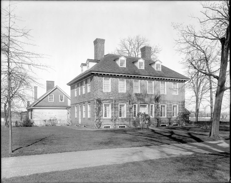 Stenton House