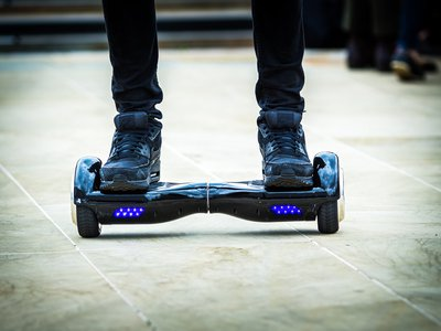 Your hoverboard may look cool, but chances are it's been recalled.