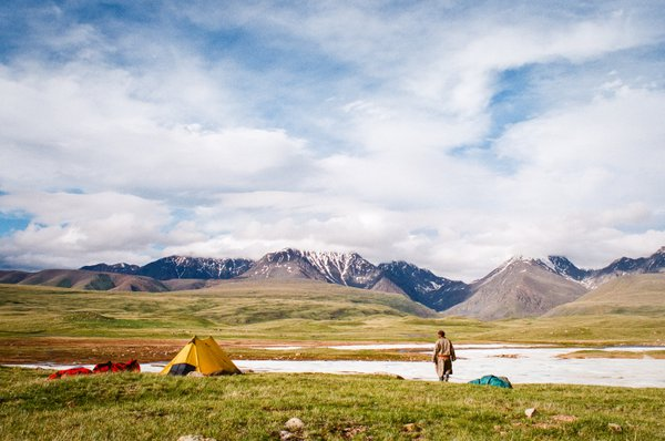 Trek with nomads, Mongolia thumbnail