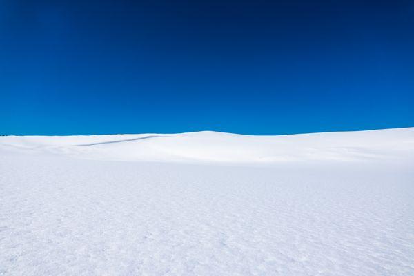 Snow dunes thumbnail