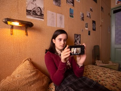 """The Anne Frank House created the series in hopes of reaching """"young people who are less likely to pick up a book [but who] … do watch videos on social media."""""""