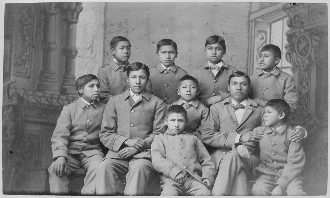 Remains of Ten Native American Children Who Died at Government Boarding School Return Home After 100 Years