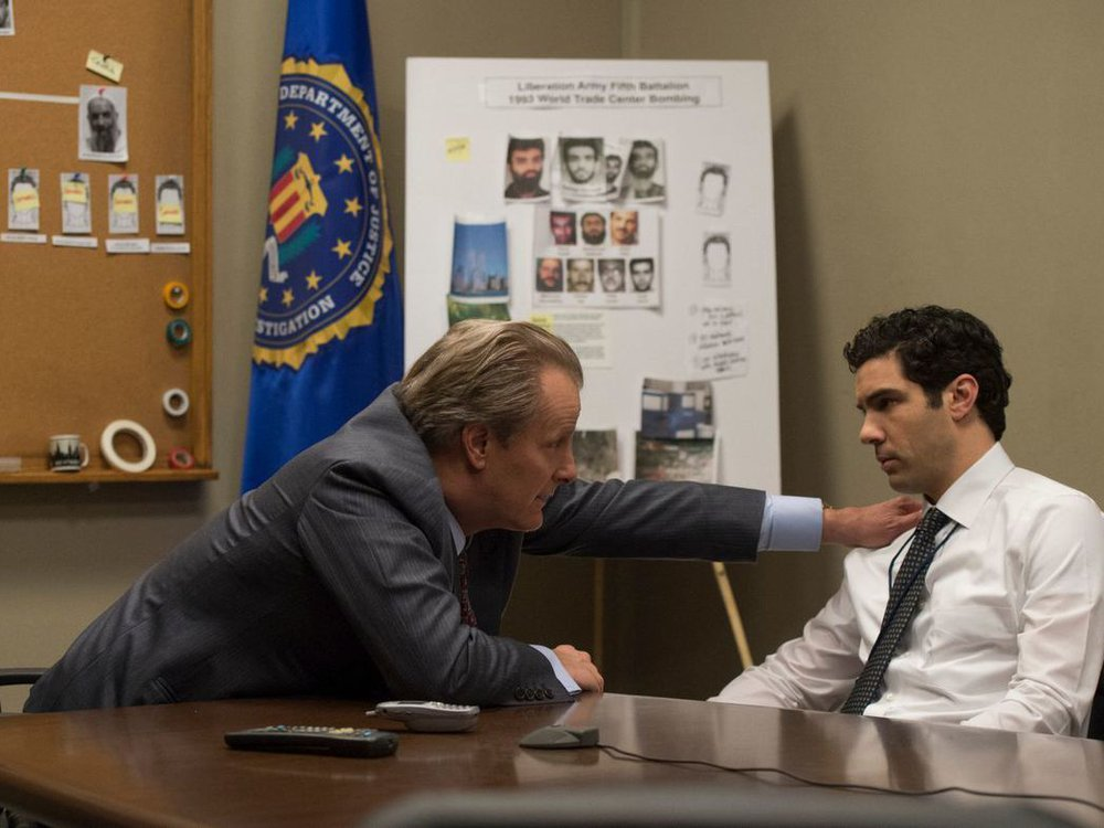 """A scene from Hulu's """"The Looming Tower"""""""