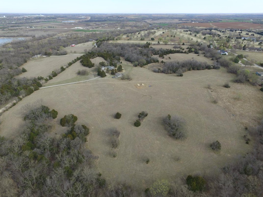 Drone Imaging Reveals Pre-Hispanic 'Great Settlement' Beneath Kansas Ranch
