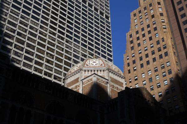 Church dome NYC thumbnail