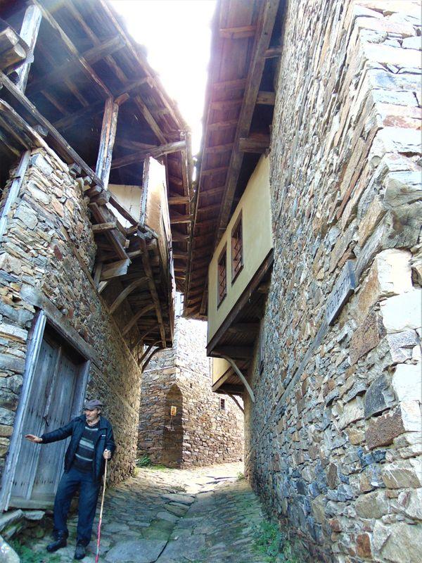 Kovachevitsa, last people in this village thumbnail