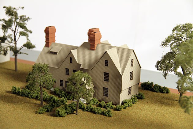 House of the Seven Gables Massachusetts