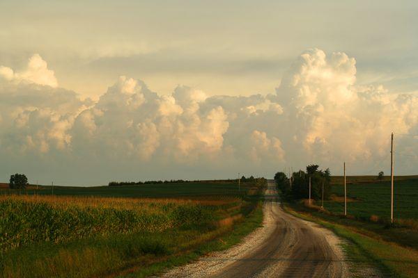 storm clouds over nebraska thumbnail