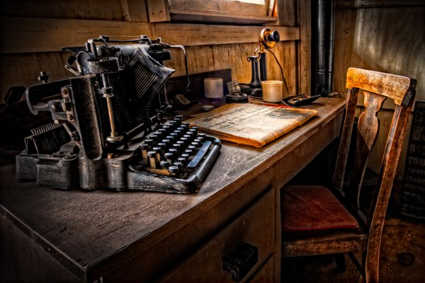 The Writer's Desk thumbnail