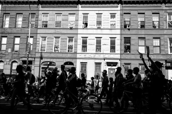 Black Lives Matter March, Brooklyn, NY thumbnail