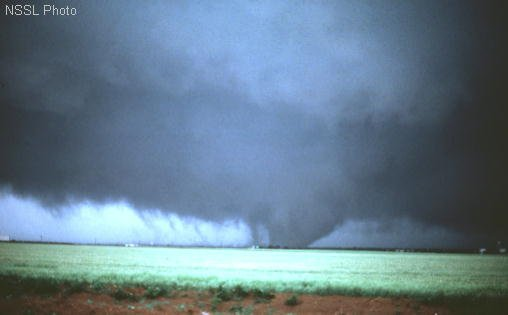 Double Tornadoes Aren't Particularly Rare, But Yesterday's Was Remarkable