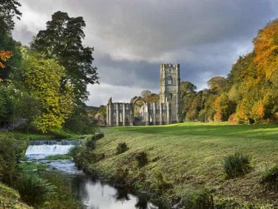 Archaeologists have discovered the foundations of a major medieval tannery at a former monastery in northern England.