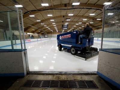 The Zamboni totally transformed winter sports by giving chopped-up ice surfaces a fresh-frozen smoothness in a matter of minutes.