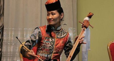 Ayana Mongush