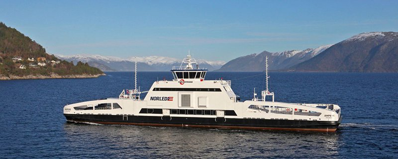 Norway's Newest Ships Give a Glimpse Into the Future of Sustainable Seafaring