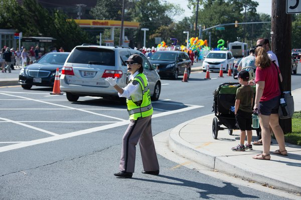 Hometown Parade Traffic director thumbnail