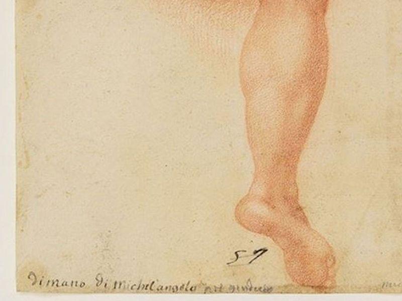 Michelangelo Foot