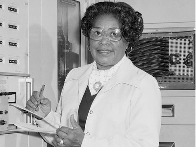 Mary Jackson was the first African American woman engineer at NASA. She worked at the agency from 1951 to 1985.